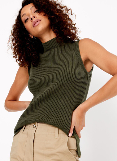 Marks & Spencer Bluz Yeşil